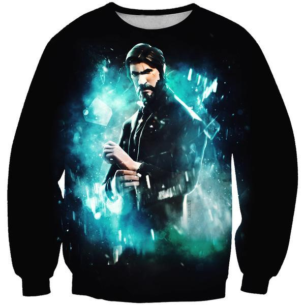 Fortnite Reaper Skin Sweatshirt - Fortnite Clothes - Hoodie Now