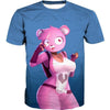 Fortnite Sexy Pink Bear T-Shirt - Fortnite Clothing and Shirts - Hoodie Now