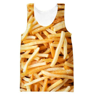 French Fries Tank Top