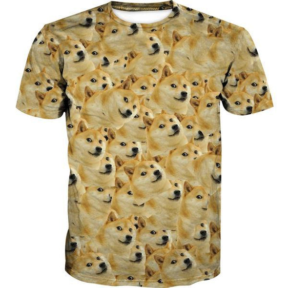 Funny Corgi Meme T-Shirt - Corgi Dog Clothing - Hoodie Now