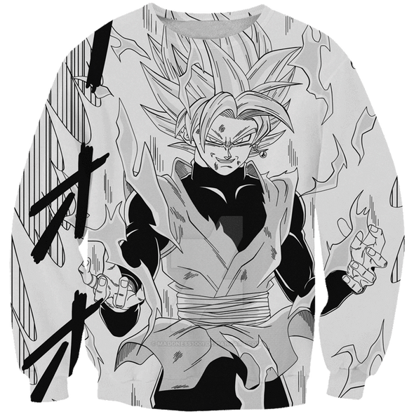Goku Rose Clothing