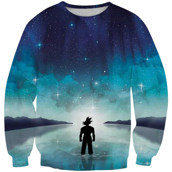 Goku Space Clothing Galaxy