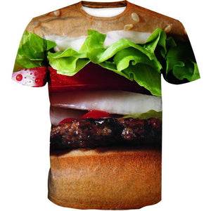 Hamburger T-Shirt