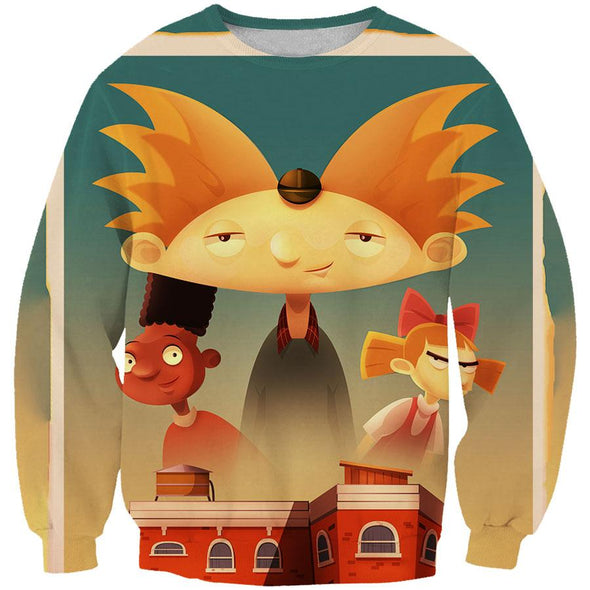 Hey Arnold Clothing