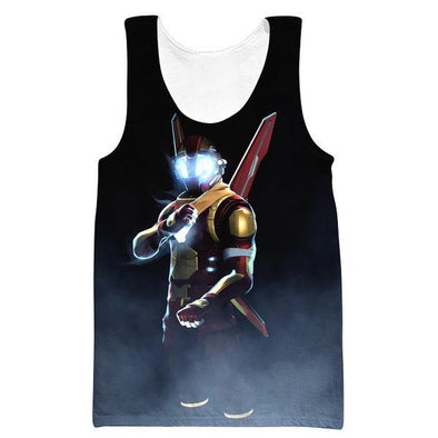 Iron man Fortnite Tank Top - Fortnite Gaming Clothes - Hoodie Now