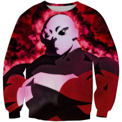 Jiren Sweatshirt - Dragon Ball Super Clothes - Hoodie Now