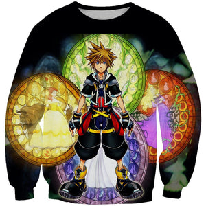 Kingdom Hearts Clothing Apparel