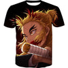 Kyojuro Rengoku shirt demon slayer
