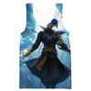 League of Legends Kayn Skin Tank Top - Kayn Clothes - Hoodie Now