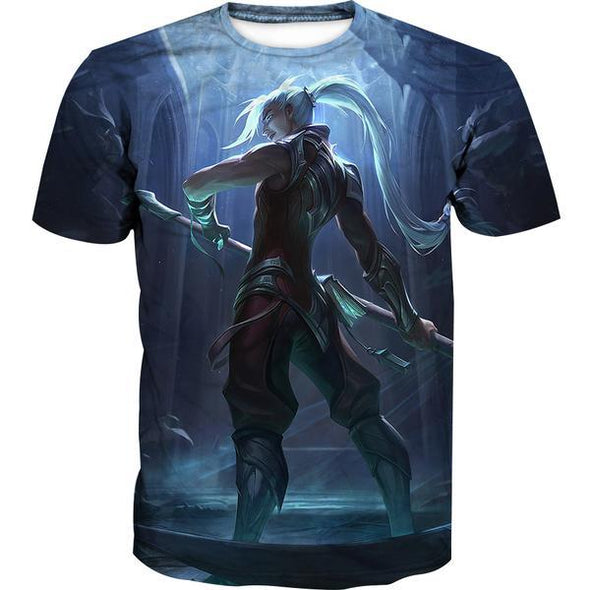 League of Legends Kayn T-Shirt - Kayn Clothes - Hoodie Now