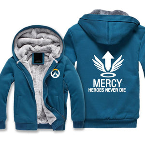 Blue Overwatch Jacket