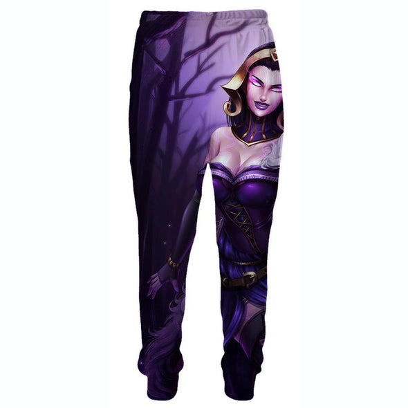 Liliana Hoodie - Magic Planeswalker Artwork Clothing - Hoodie Now