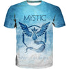 Pokemon Go Mystic T-Shirt