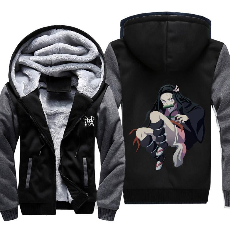 Nezuko Fleece Jacket