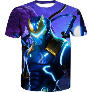 Fortnite Oblivion Skin Shirt