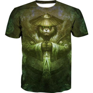 Panda T-Shirt - World of Warcraft Panda Clothes - Hoodie Now