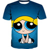 Powerpuff Girls Bubbles T-Shirt - Powerpuff Girls Clothing - Hoodie Now
