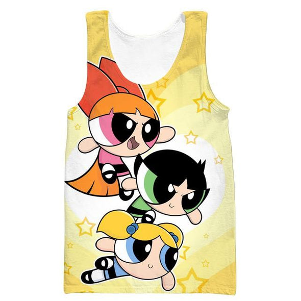 Powerpuff Girls Hoodie - Blossom, Bubbles and Butters Hoodie - Hoodie Now