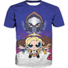 Powerpuff Girls T-Shirt - MoJo And More Character Clothes - Hoodie Now