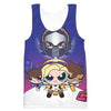 Powerpuff Girls Tank Top - MoJo And More Character Clothes - Hoodie Now