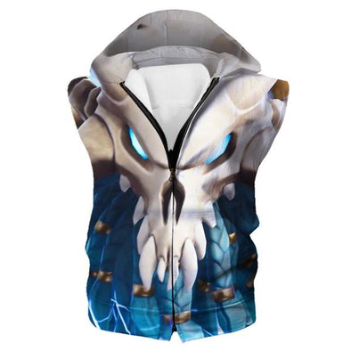 Ragnarok Skin Hooded Tank -Fortnite Battle Royale Clothes - Hoodie Now