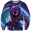 Raven Fortnite Battle Royale Hoodie - Raven Clothes - Hoodie Now