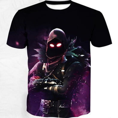 Raven T-Shirt - Fortnite Clothing and Shirts - Hoodie Now