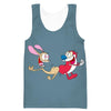 Ren and Stimpy Tank Top - Ren and Stimpy Clothing - Hoodie Now