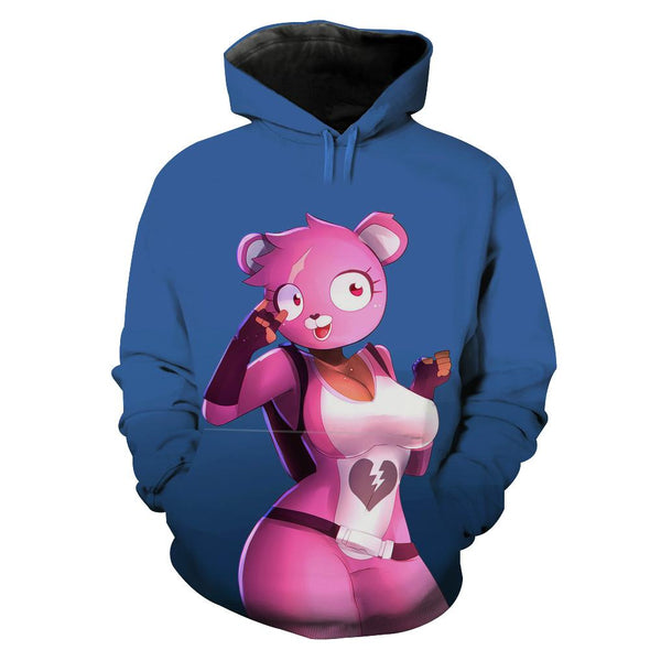 sexy pink bear fortnite