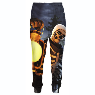 Skull Trooper Sweatpants - Fortnite Clothes - Hoodie Now