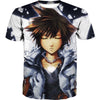 Sleeping Sora T-Shirt - Kingdom Hearts Clothes - Hoodie Now