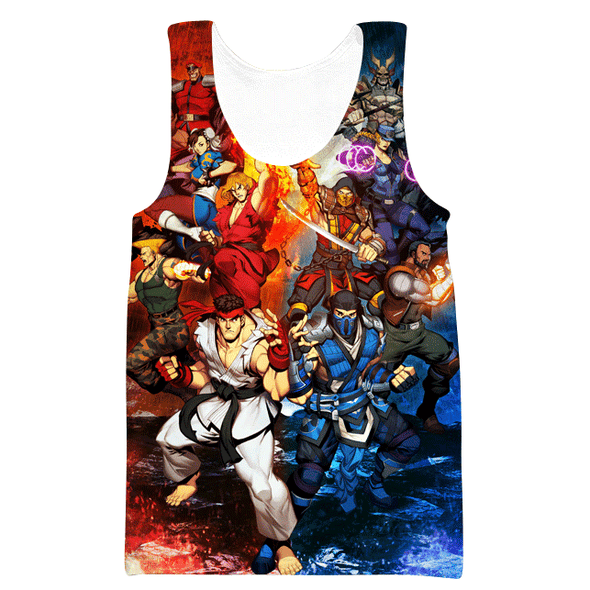 Street Fighter Clothes