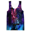 Super Buu Tank Tops