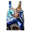 Super Saiyan Vegito Tank Top - Final Kamehameha Dragon Ball Clothes - Hoodie Now