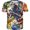 Super Smash Bros T-Shirt - Video Game Clothing - Hoodie Now