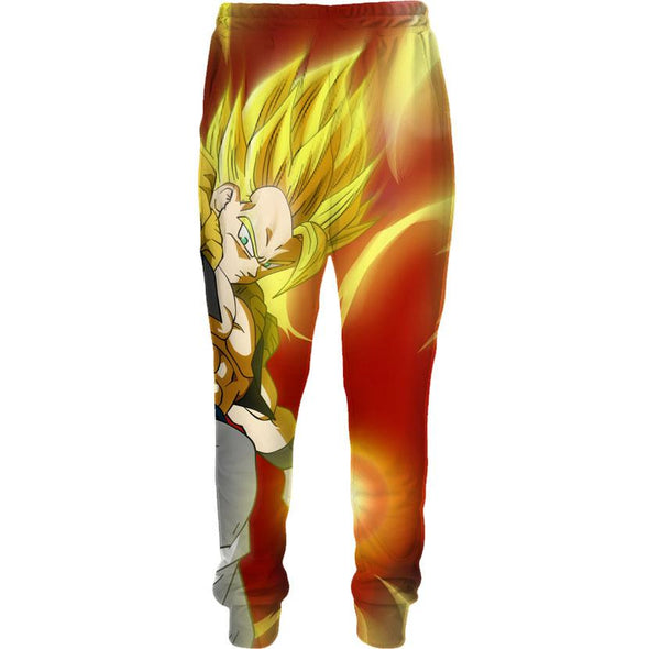 Dragon Ball Movie Hoodie - Gogeta Stardust Clothes - Hoodie Now