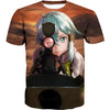 Sinon Sword Art Shirt