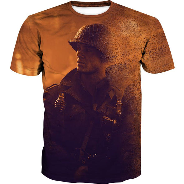call of duty t-shirts