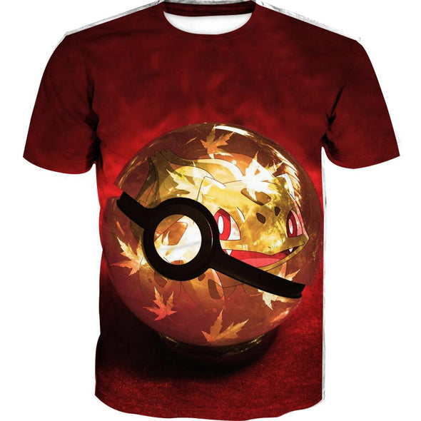 Pokeball Shirt