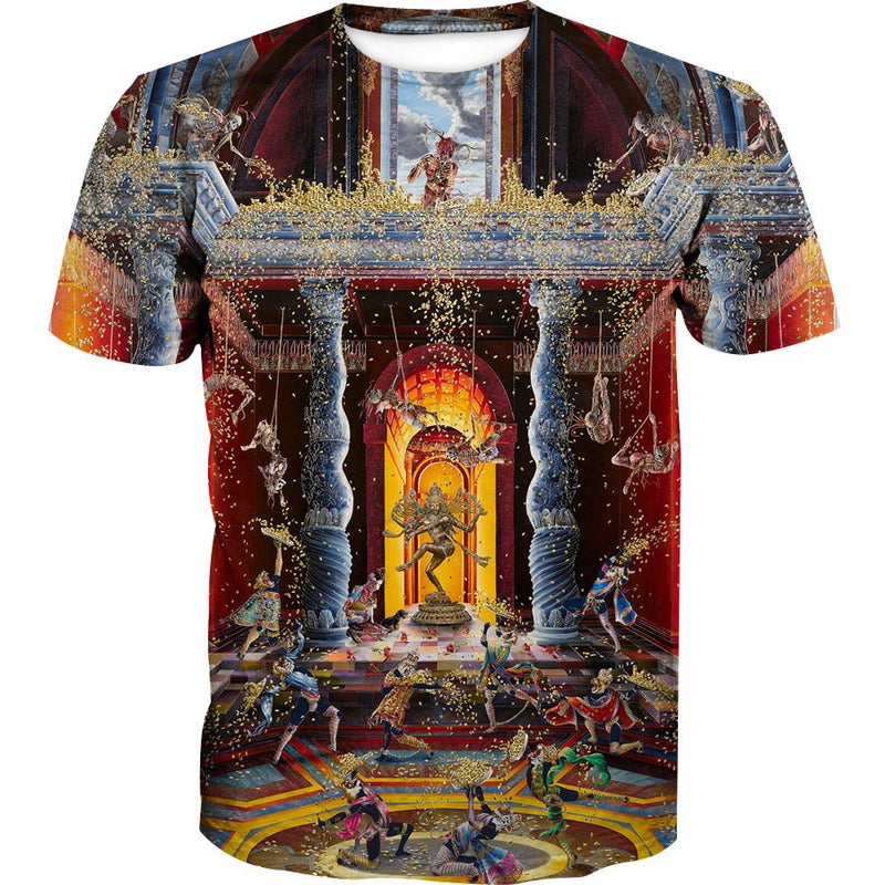 Renaissance Art T-Shirt - 3D Hoodies and Clothing - Hoodie Now