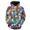 Tabletop Gaming Dice Hoodie
