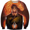 Uncle Iroh Sweatshirt - Avatar the Last Airbender Uncle Iroh Clothes - Hoodie Now