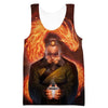 Uncle Iroh Tank Top - Avatar the Last Airbender Uncle Iroh Clothes - Hoodie Now