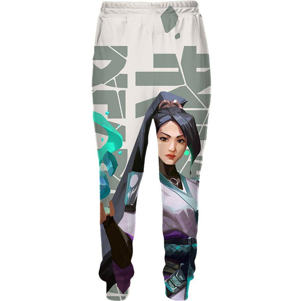 Valorant Video Game Pants