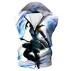 Water Bending Korra Hooded Tank - Avatar Legend of Korra Clothing - Hoodie Now