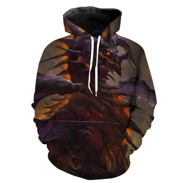 World of Warcraft Classic onyxia hoodie