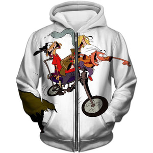 Cartoon Apparel