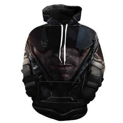 Call of Duty Hoodie - Black Ops 4 Blackout Clothes - Hoodie Now