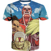 colossal titan shirt