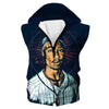 2Pac Hooded Tank - Hip Hop Rap Tupac Clothes - Hoodie Now
